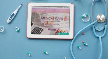 healthcare website design | arcadia blog by arcadia brands
