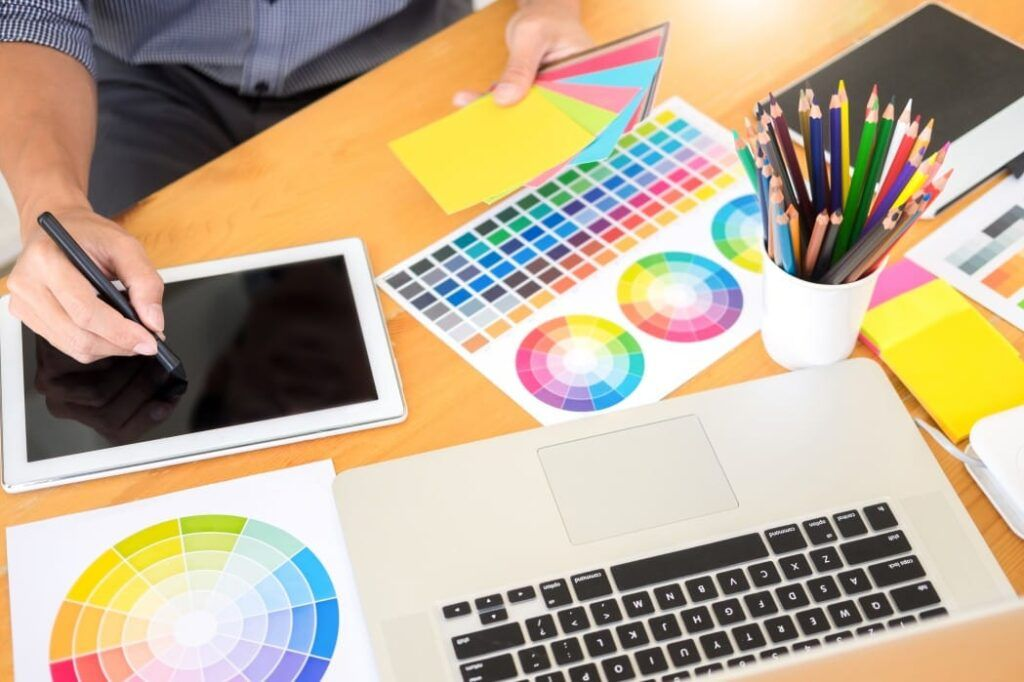 Difference Between Graphic Design and Web Design
